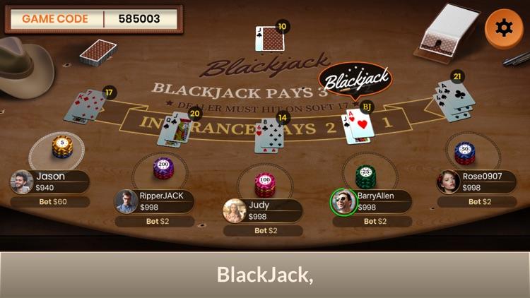Cherrio Casino-Live Party Game