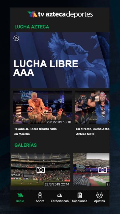 Azteca Deportes screenshot-3