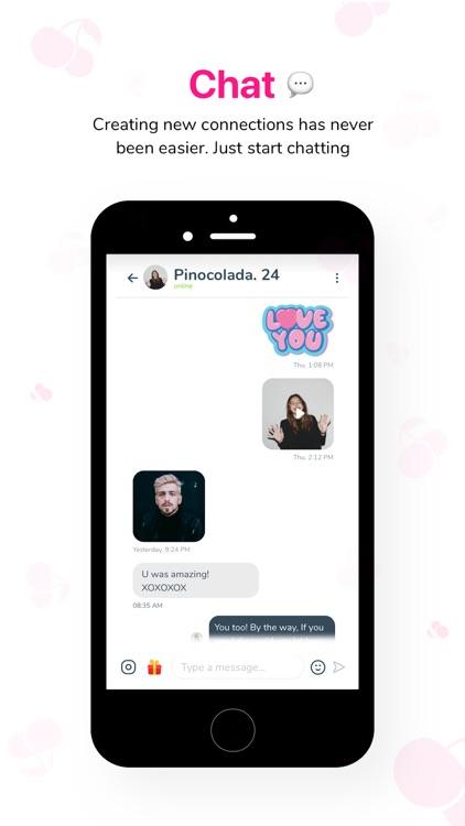 Cherish – Chat, Meet and Date screenshot-4