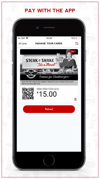Download Steak 'n Shake Rewards Club for Android