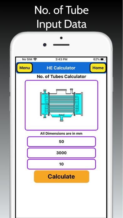 Heat Exchanger Area screenshot 7