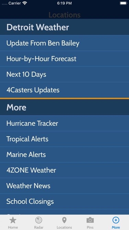 Local4Casters Weather screenshot-3