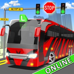 #1 Bus Driving School Games 3D