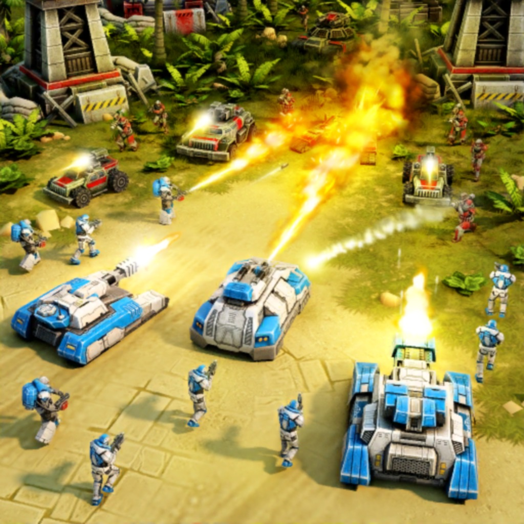 Art Of War 3:RTS Strategy Game hack