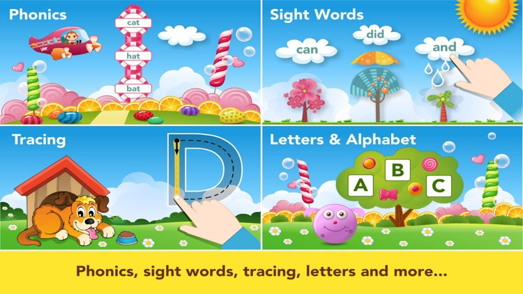 Sight Words & Phonics Reading