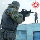 Military Shooting Battle Games