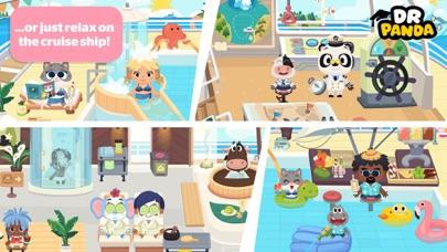 Dr. Panda Town: Vacation app image