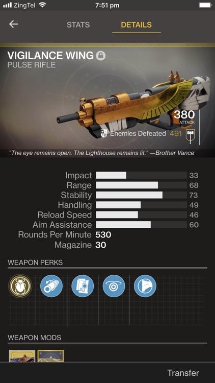Ishtar Commander for Destiny 2 screenshot-8