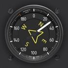 Anemometer Windgeschwindigkeit icon