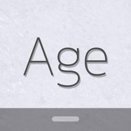 Age Widget for Apple Watch