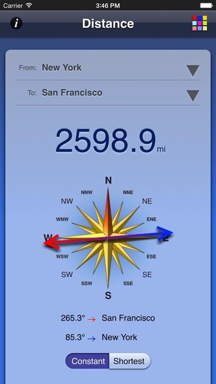 Distance App