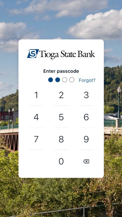 Tioga State BankScreenshot of 6
