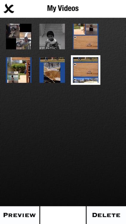 Video Collage screenshot-4