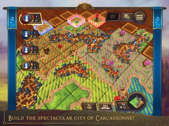 Carcassonne – Tiles & Tacticsのおすすめ画像2