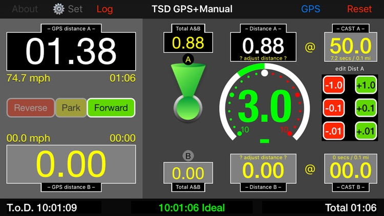 TSD GPS Manual screenshot-1
