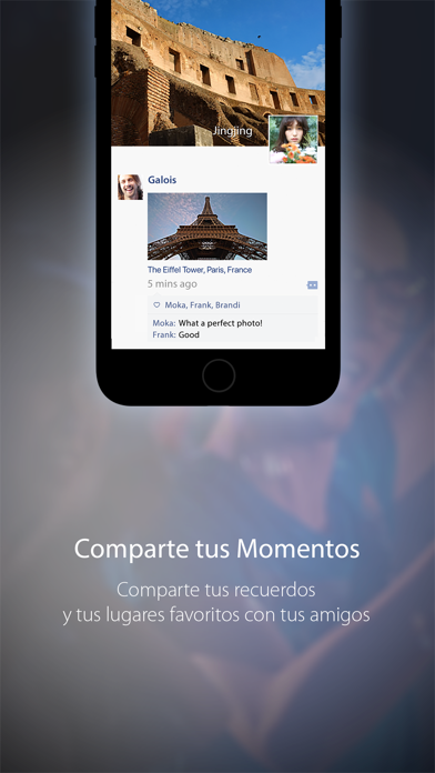 Screenshot for WeChat in Argentina App Store