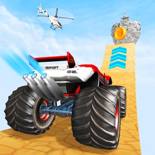 Car Stunts Climb 3D