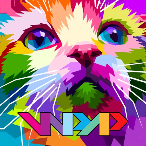 WPAP - Wedha Pop Art Portrait