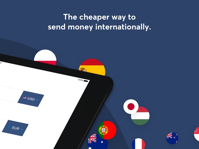 Transferwise Money Transfer On The