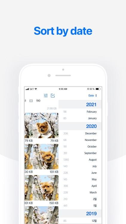 Photo Cleaner -Album organizer screenshot-7