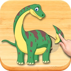 Activities of Dino Puzzle for Kids Full Game