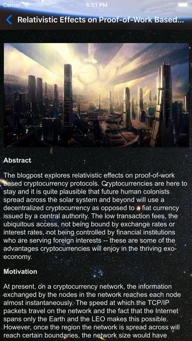 Orbital Hub screenshot three