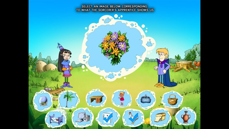 Magic Broom for the Witch screenshot-4