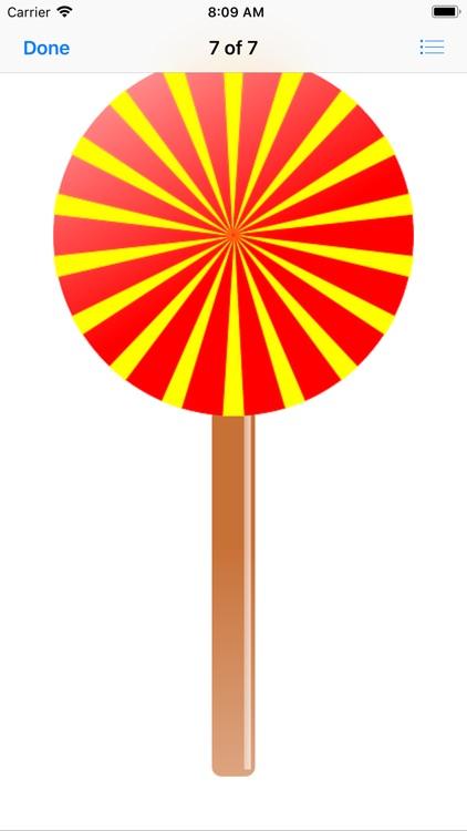 Sweet Lollipop Stickers screenshot-8