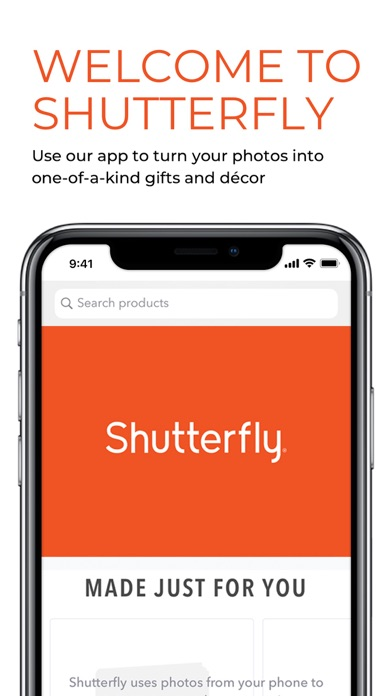 Shutterfly: Cards & Gifts screenshot one