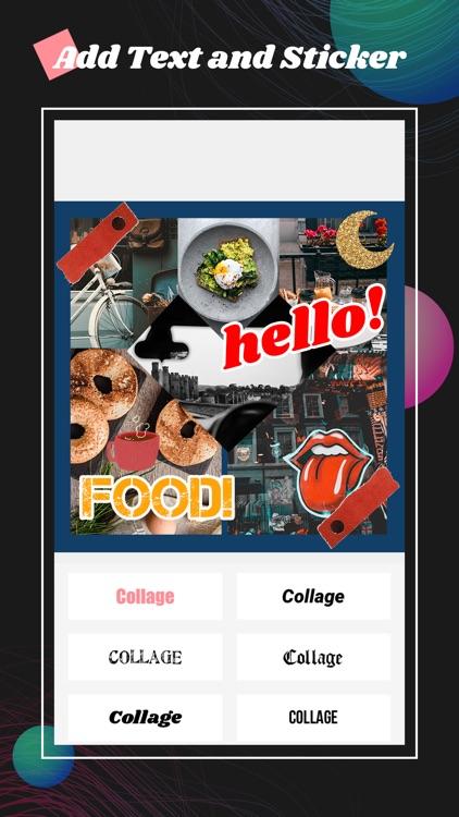 Collage Maker : Photo Layout screenshot-0