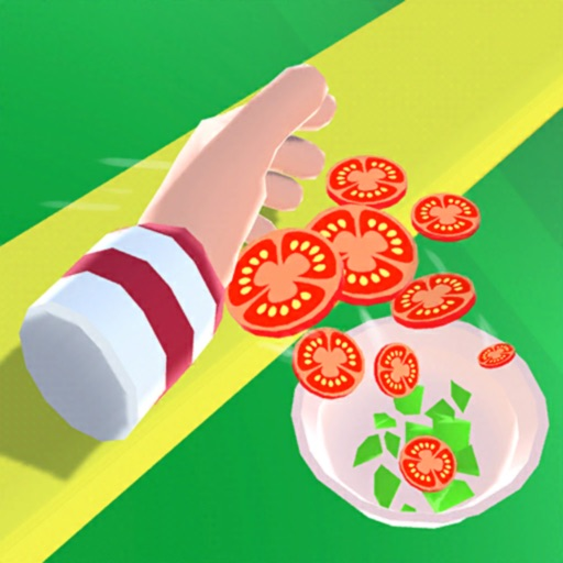 Food Rush - Delicious Runner