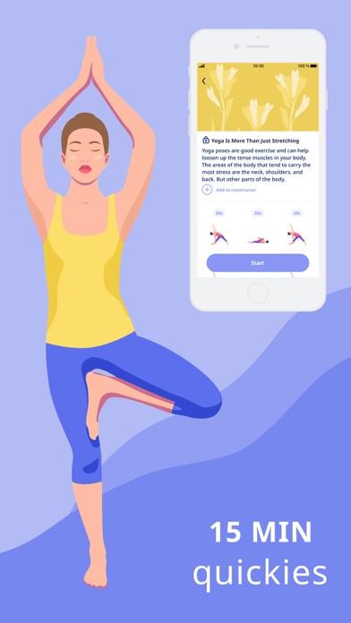 Yoga 4 Weight Loss | JustYogaのおすすめ画像5