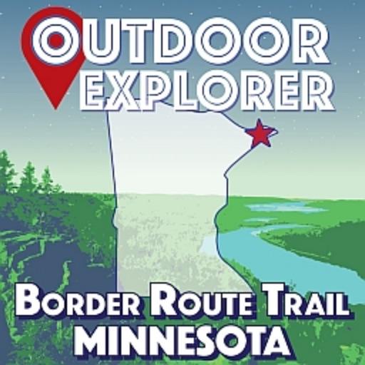 Border Route Trail Offline Map