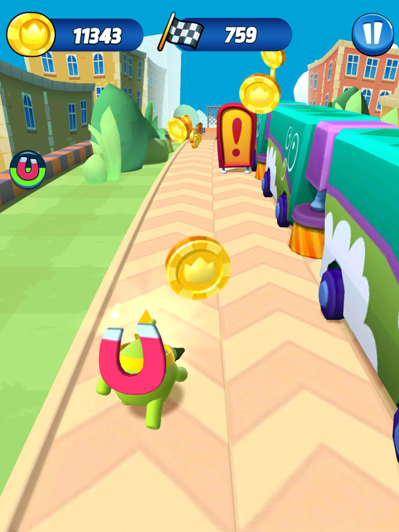 Om Nom: Run screenshot 11
