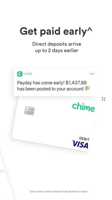 Chime - Mobile Banking Screenshot