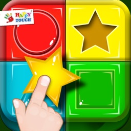 Colors and Shapes+ for Kids
