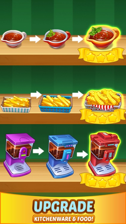 Crazy Chef Cooking Game screenshot-5