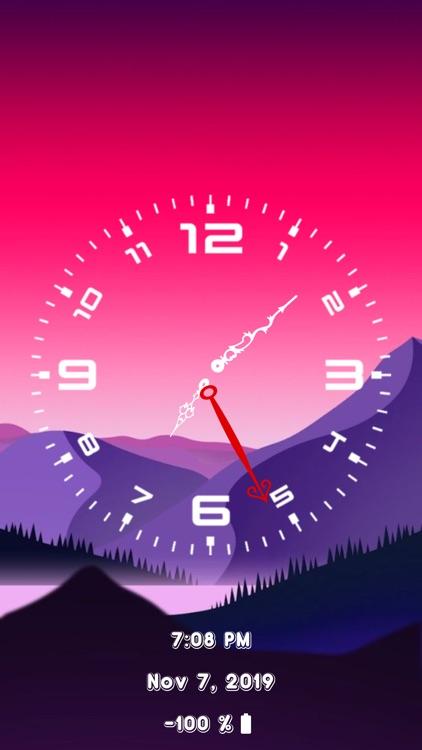 Analog Clock - Face Clock Time screenshot-4