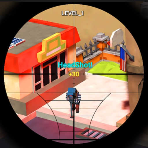 3D Sniper Shooter Sniper Games
