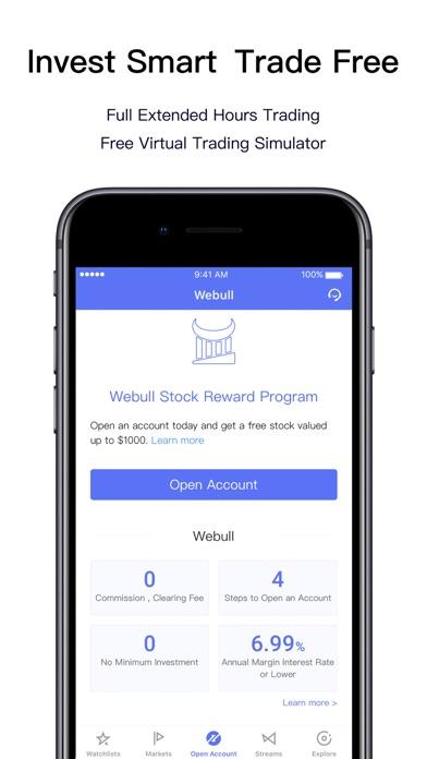 Webull: Stock Trading & Invest