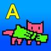 Bow run. Run and learn ABC! - iPadアプリ
