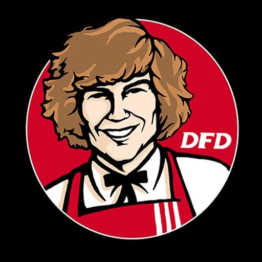 Danny Duncan Sticker Pack By Gary Wintorpe Enterprises