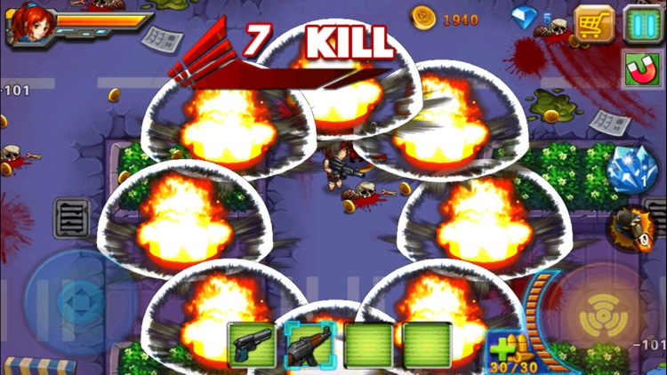 Zombie 3D Killer screenshot-6