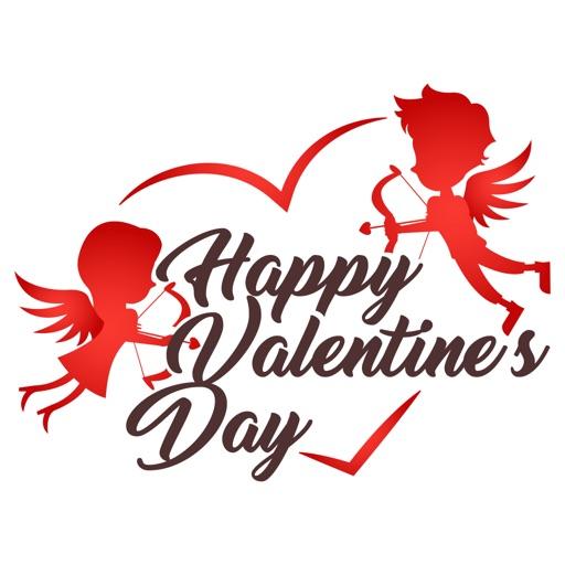 Valentine's Day Week Stickers download