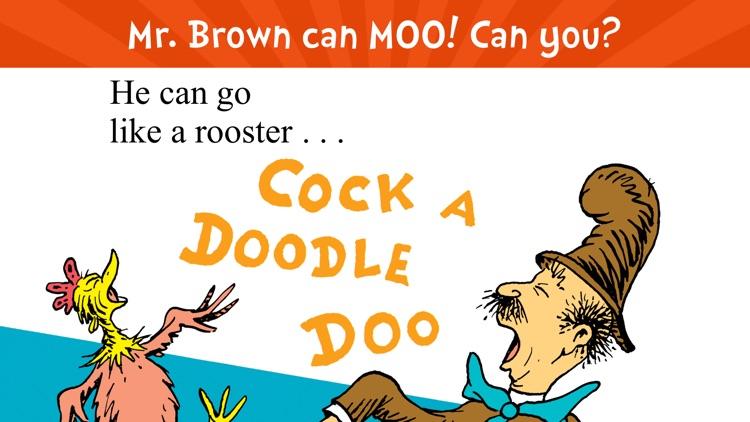 Mr. Brown Can Moo! Can You? screenshot-4