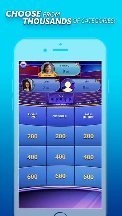 Jeopardy World Tour App Reviews - User Reviews of Jeopardy