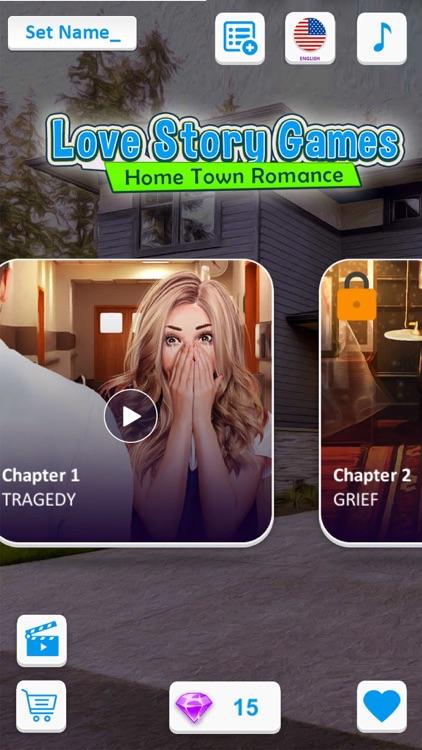 Hometown Romance Game screenshot-5