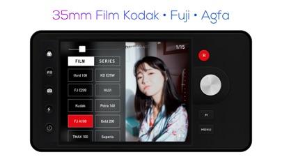 Reica - Disital Film Camera Screenshots
