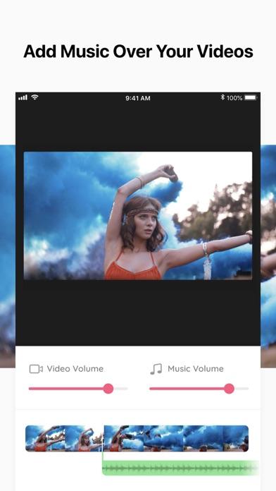 Crop Video - Cut & Trim Videos Screenshot