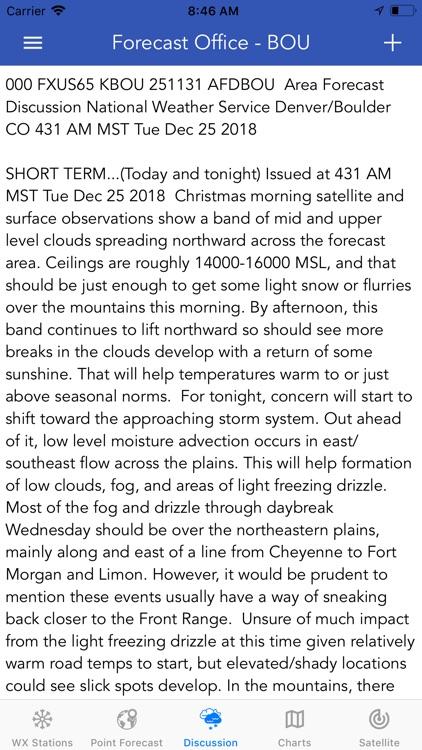 Snow Report & Forecast screenshot-7
